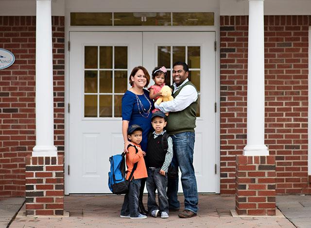 the-amin-family