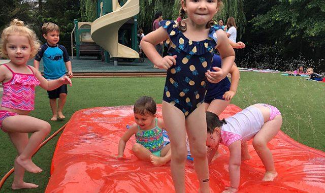 Summer Camp at GPS - Golden Pond School