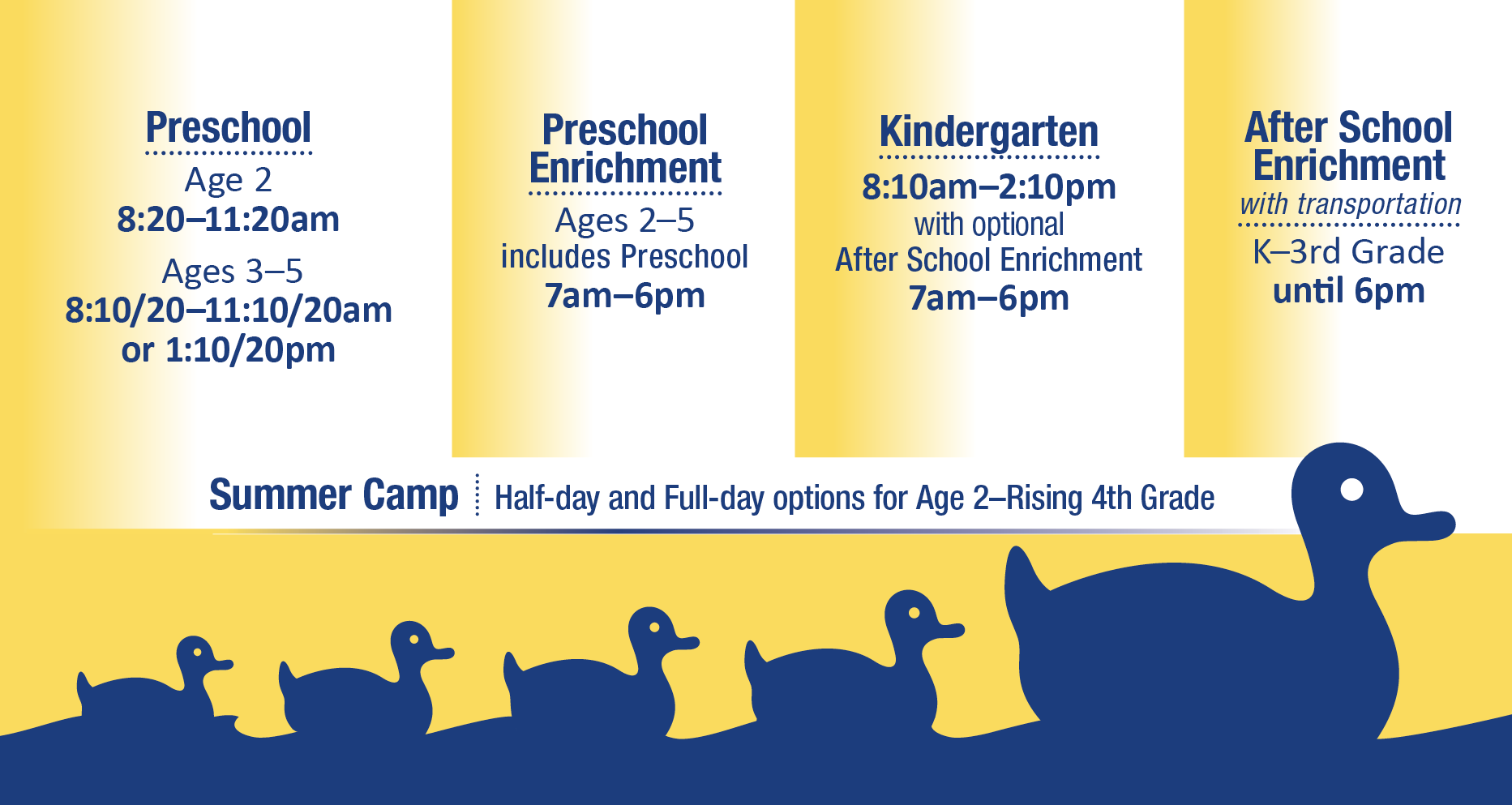 Preschool and Kindergarten Programs | Golden Pond School