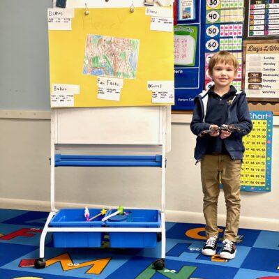 Kindergarten Presentations - Golden Pond School